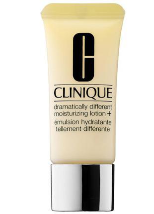 Clinique dramatically different moisturizing lotion+ уникальное увлажняющее средство