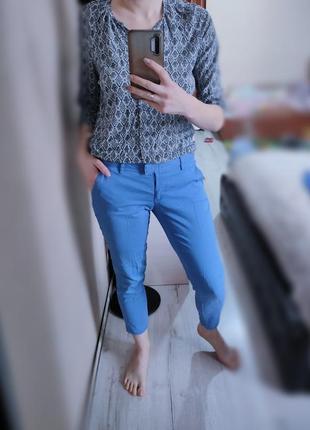 Штаны, чиносы, укороченные штаны