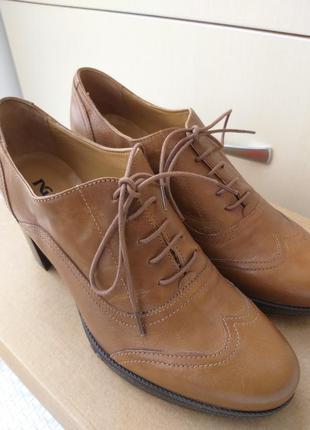 Туфлі черевики nero giardini italy 37 розмір