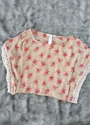 Кофточка блуза forever 21