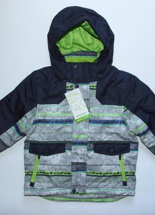 92-134р куртка зимняя термокуртка