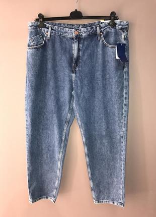 Стильные джинсы большого размера