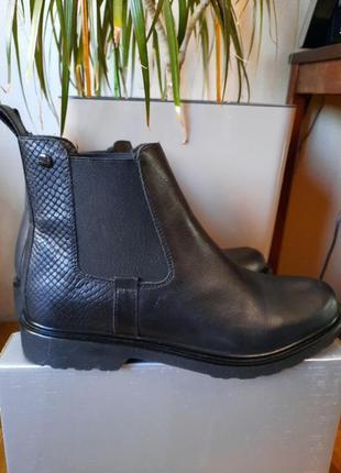 Демисезонные ботинки челси бренда lasocki