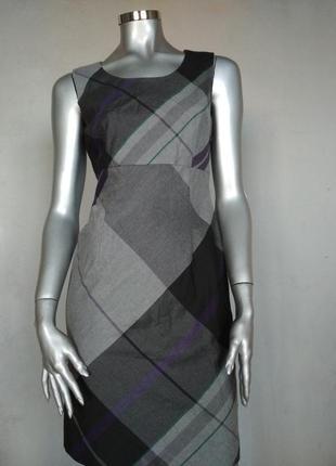 Esprit платье для офиса, сарафан классика, сукня