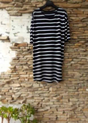Стильное вискозное платье 👗большого размера