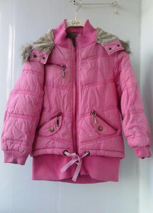 Куртка reporter young в идеальном состоянии на 164 см