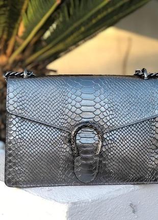 Жіноча шкіряна сумка італія женская кожаная сумка италия