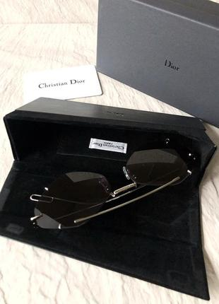 Солнцезащитные очки в стиле dior inclusion sunglasses4 фото