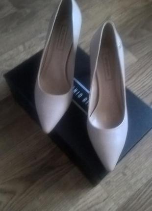 Туфли лодочки на выпускной