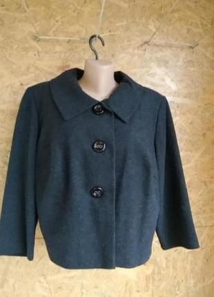 Куртка пальто жакет шерсть