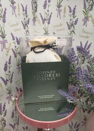 Аромат для дому lorenzo villoresi scented sachet rosa.