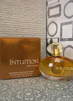 Intuition estee lauder
