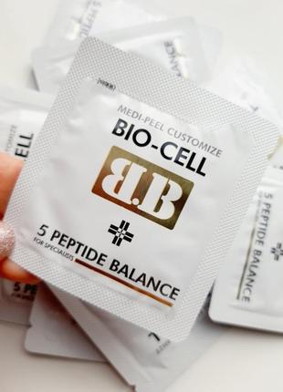 Medi-peel bio-cell bb cream бб-крем с растительными стволовыми клетками и пептидами
