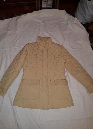 Утепленна курточка, 70% пух