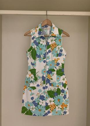 Платье винтаж sisley!