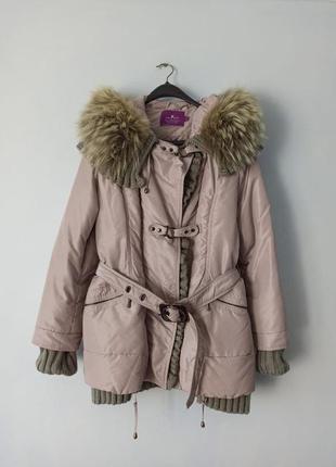 Куртка зимняя. размер 48.