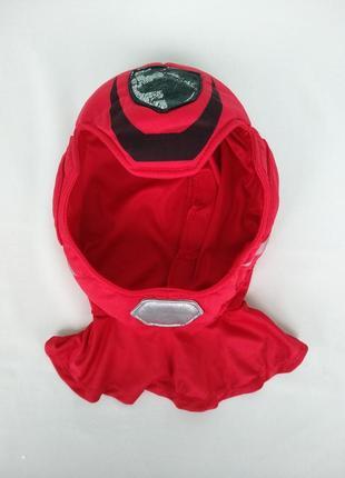 Шлем детский 5-12лет легкий текстильный для карете тхэквондо кикбоксинг и др.