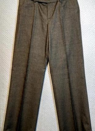 Брюки широкие классические прямые 36 -38-40 размер