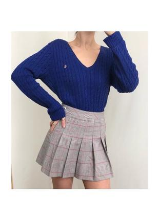 Стильный пуловер ralph lauren
