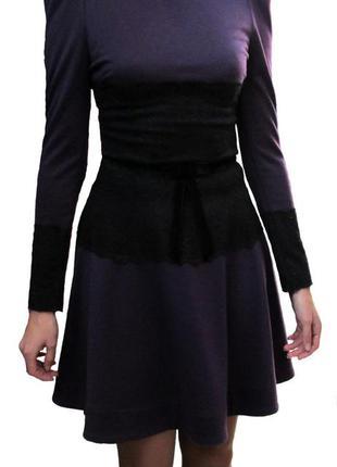 Очень эффектное платье от а.тана, вечернее, праздничное, торжественное