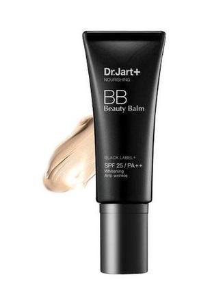 Питательный вв-крем dr. jart+ nourishing beauty balm black label, 40 мл
