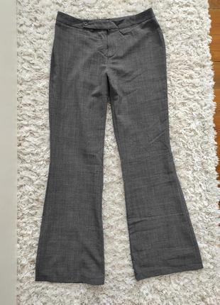 Базовые повседневные  брюки 14 р от mexx