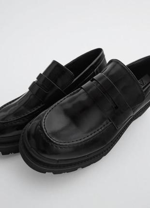 Туфли -ботинки