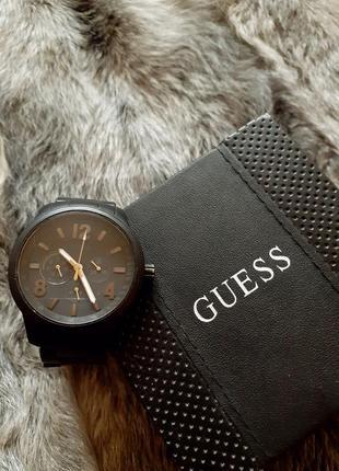 Мужские часы guess w0185g1