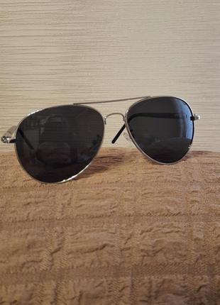 Всегда актуальные очки-авиаторы(унисекс)