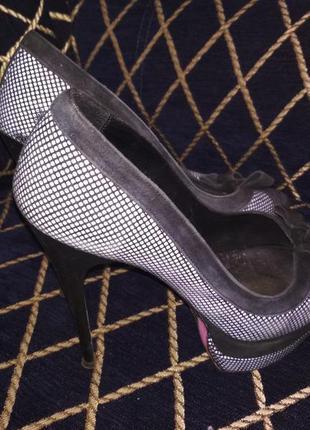 Туфли на высоком каблуке paoletti 37 размер