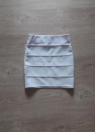 Мини юбка карандаш tally weijl