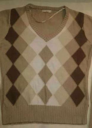 Джемпер tom tailor кофта свитер + подарок кофта толстовка