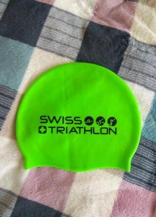 Резиновая шапочка для плавания,шапка для плавання
