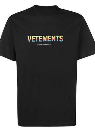 Vetements  футболка| футболка vetemens | футболка ветеменс