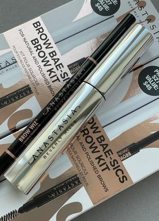 Набор для бровей anastasia beverly hills brow bae-sics brow kit