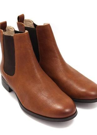 Женские ботинки clarks 9497 / размер: 42