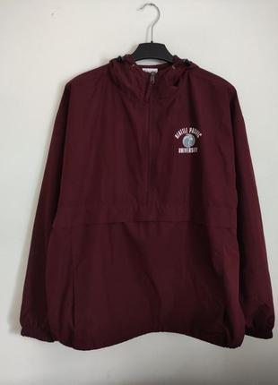 Одяг із сша від відомих брендів. куртка-дощовик champion. xl