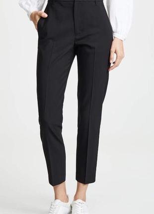 Классические брюки чёрные класичні брюки 36