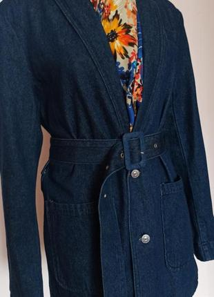 Стильный джинсовый пиджак, only