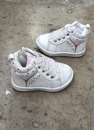 Демисезонные ботиночки для девочек 21-26 размер, демі черевики на дівчинку