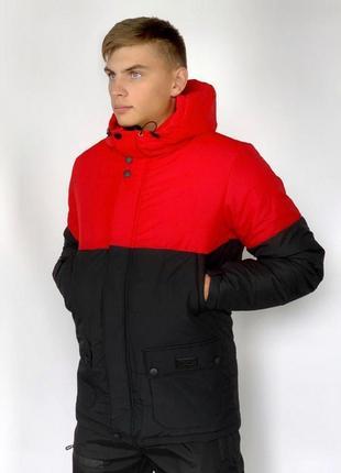 Демисезонная куртка waterproof intruder