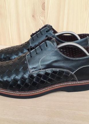 Туфлі london brogues, оригінал, кожа