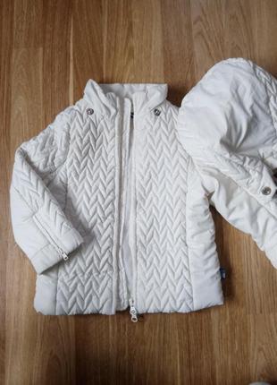 Куртка белоснежная marines original