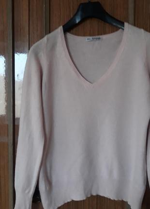 100% кашеміровий светрик