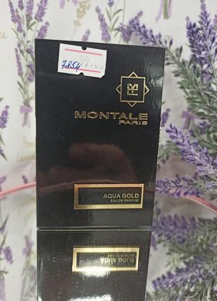 Montale aqua gold, 2мл.