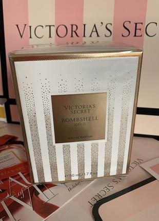 Духи bombshell gold от victoria's secret.