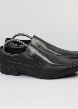 Брендовые кожаные туфли clarks geox ecco