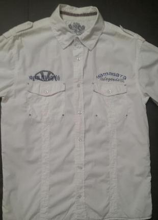 Рубашка подростковая burton