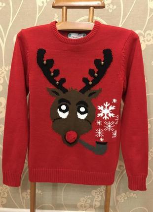 Нереально красивый и стильный брендовый свитерок.