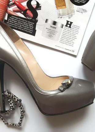 Новые шикарные туфли nando muzi